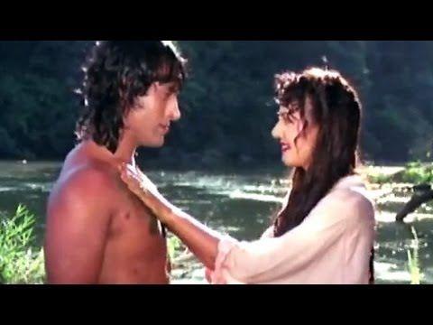 Тарзан и Кирти Сингх, джунгли любовь, романтические сцены - 1/11 видео клип