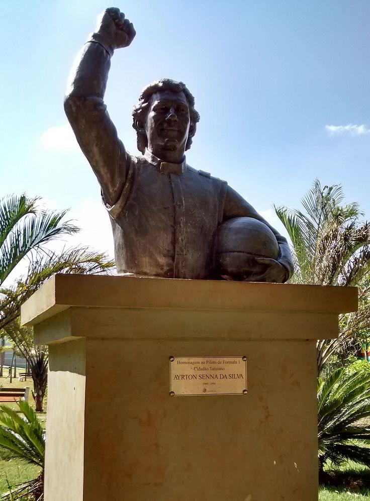Homenagem a Ayrton Senna - Cidade de Tatuí - Brasil (Foto: 01/05/2015 - 13h40)