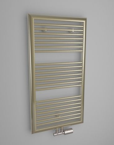An unusual combination of subtle lines and a firm frame is brought by HOTHOT radiator Satin Plus. Thanks to its construction, it can easily become a pillar of every interior.