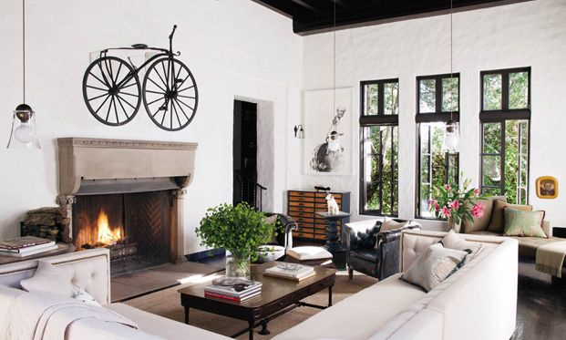 Дом Шерил Кроу в Лос-Анджелесе