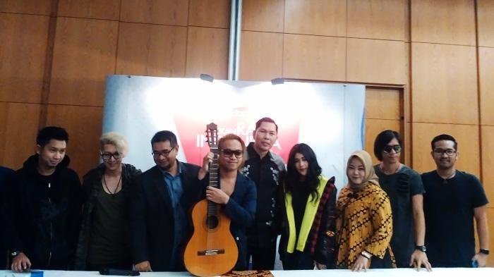 Pekan Raya Indonesia - Amazing! 1.000 Band Bakal Konser, Tambah Kuliner Nusantara dan Diskon