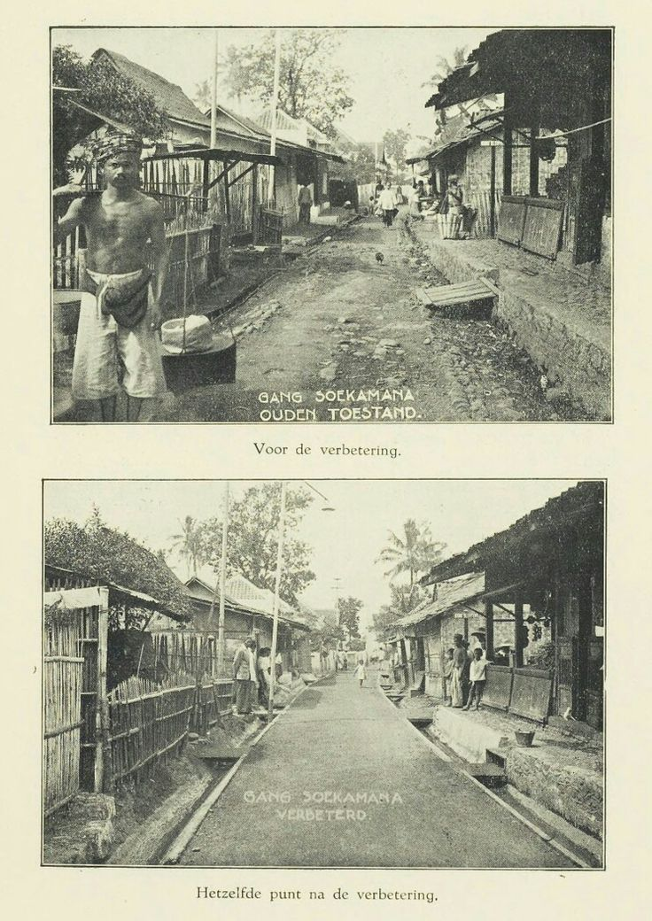 Gang Sukamanah Bandoeng 1920 & 1927.