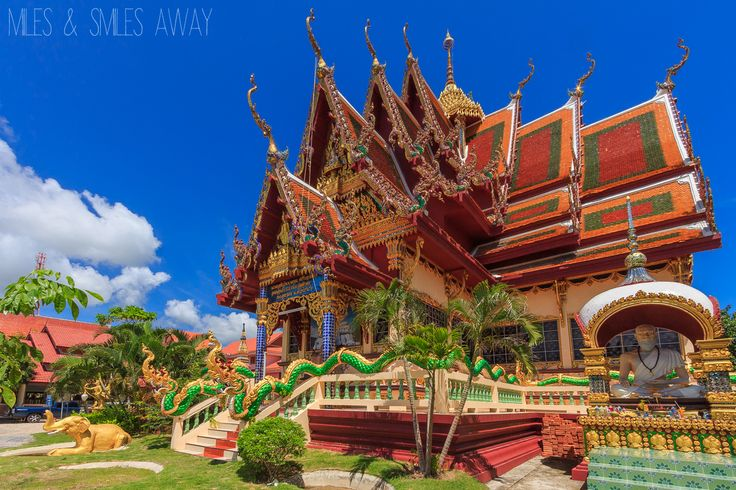 5 REASONS WHY I FELL IN LOVE WITH KOH SAMUI - Miles & Smiles Away