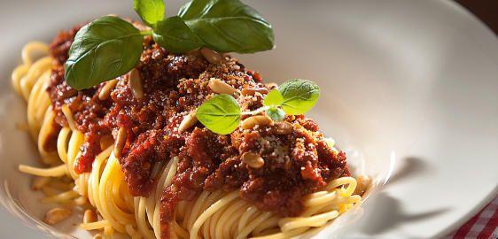 vegane spaghetti bolognese tofu attila hildmann