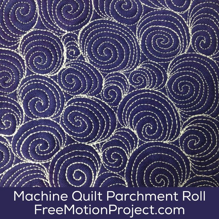 147 best Machine Quilting images on Pinterest | Quilt patterns ... : the free motion quilting project - Adamdwight.com