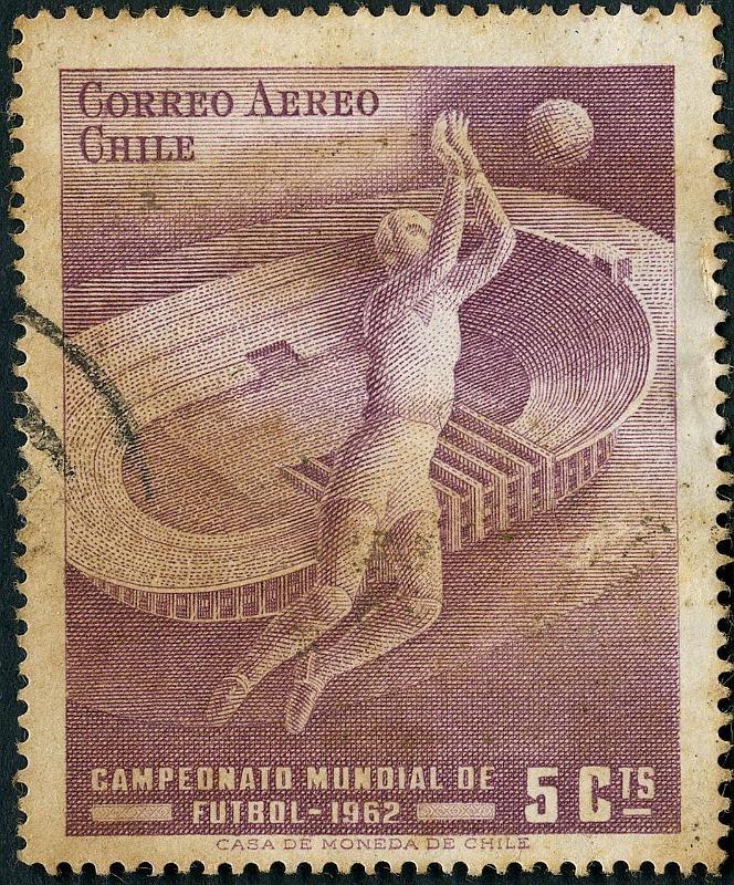 Campeonato mundial de fútbol, Chile 1962