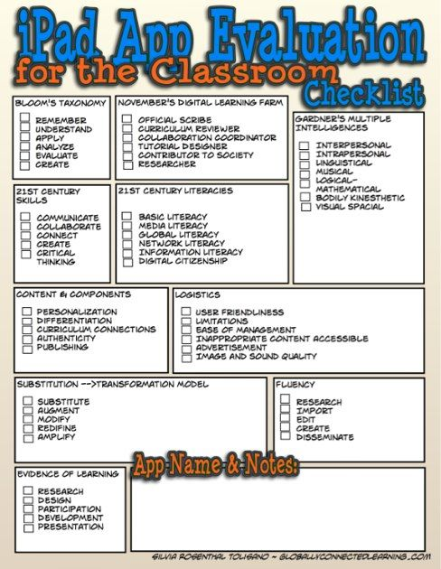 87 best images about iPads \ Apps on Pinterest Technology, iPad - how to create evaluation form