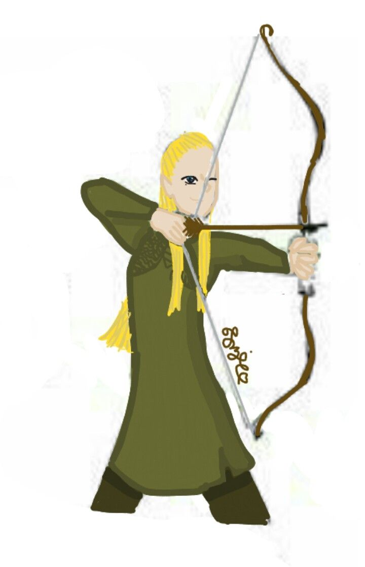 Pin by Marzieh S on Legolas in 2020 | Zelda characters ...