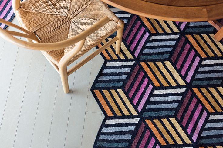 Wir bieten Ihnen in der Beratung in Kreuzberg oder Charlottenburg auch GAN Teppiche aus der aktuellen Kollektion an!