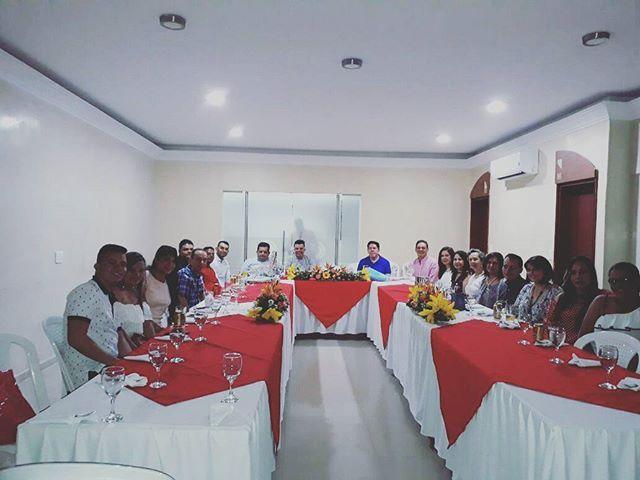Así se celebró el día del amor y amistad con nuestros empleados #cucuta #construyendotuvivir #amoryamistad #familiacolproyectos