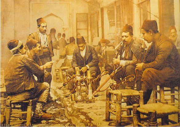 Traditional Turkish CoffeeHouse