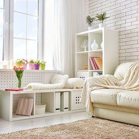 Il tuo salotto è piccolo? Con le scelte di arredo giuste farlo sembrare più grande è davvero facile