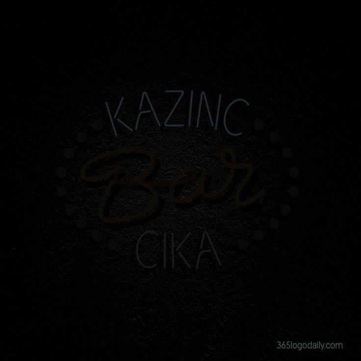 Kazinc BAR Cika | Roland Huse fonts and logos