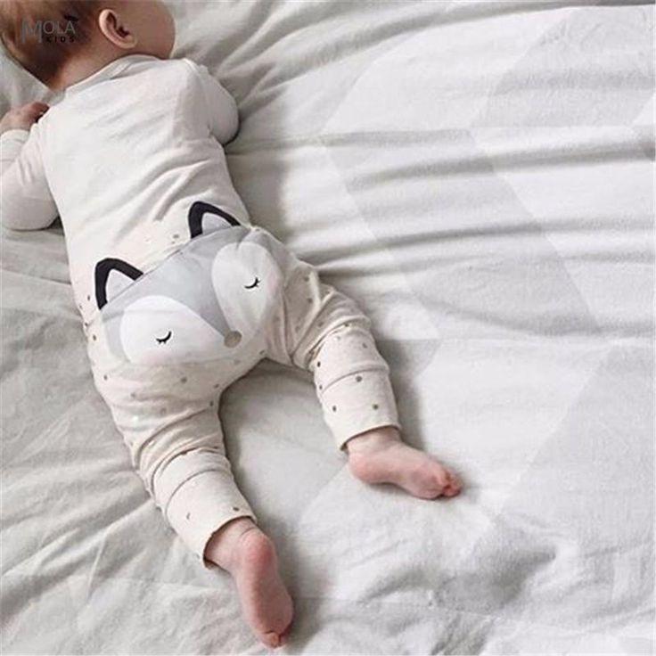 Sarouel bébé adorable renard bébé – Kalyn & Co.   – passion project