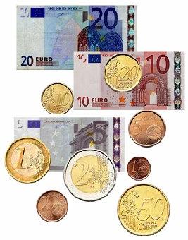 2ºC aprende: El euro y los céntimos