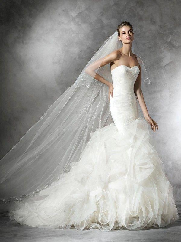Pronovias Mildred Wedding Dress - Colchester Essex