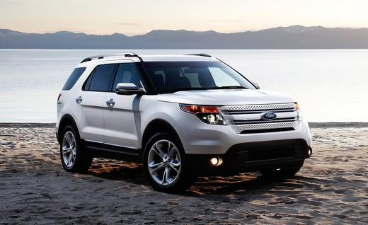 2013 Ford Explorer LOVE these cars!