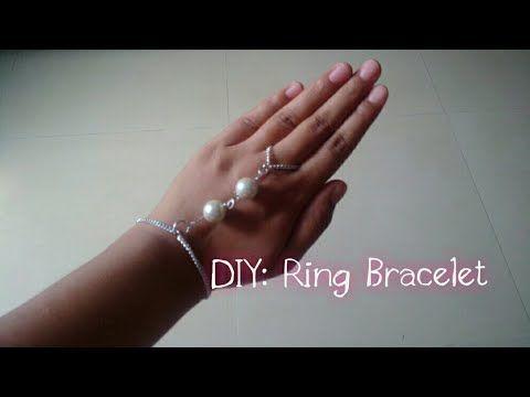 DIY: Ring Bracelet - YouTube