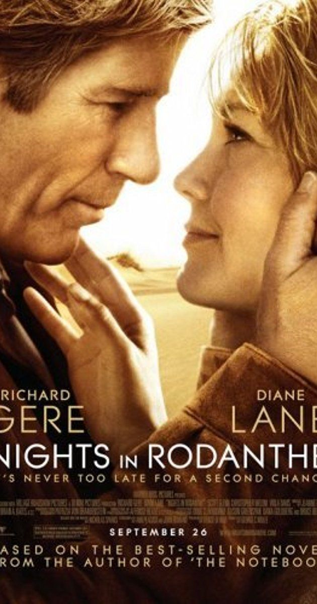 Directed by George C. Wolfe. With Diane Lane, Richard Gere, Christopher Meloni, Viola Davis. A doctor who is traveling to see his estranged son sparks with an unhappily married woman at a North Carolina inn.