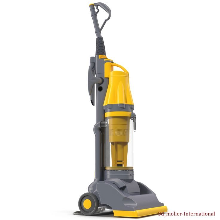 Stand Up Vacuum Cleaner Yellow 3d model http://www.turbosquid.com/FullPreview/Index.cfm/ID/900729?referral=3d_molier-International