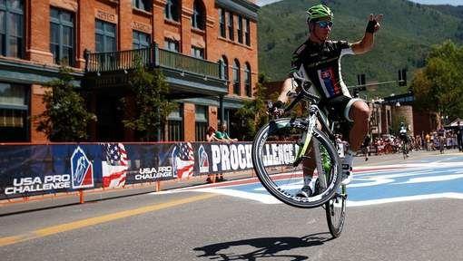 peter sagan uspro challenge | Sagan bat Van Avermaet au sprint de l'US Pro Challenge - 7SUR7.be
