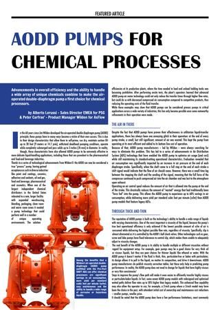 Process Industry Informer February 2017  Features in this issue include:  - Suppress & Contain The Secrets To - Explosion Safety In Pharmaceutical Processing - Efficiency Benefits Of Maintaining Industrial Heating Systems - Chemicals At The Cutting-edge The Model-based Approach That Improves Asset Performance - AODD Pumps For Chemical Processes - A Comparison Of Gas Mass Flow Controller Measurement Technology - Enhanced Diagnostics Help To Ensure Reliable Level Monitoring - The Evolution Of…