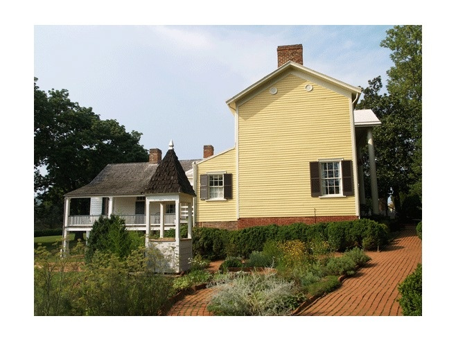 Ashlawn Highland, home of President James Monroe