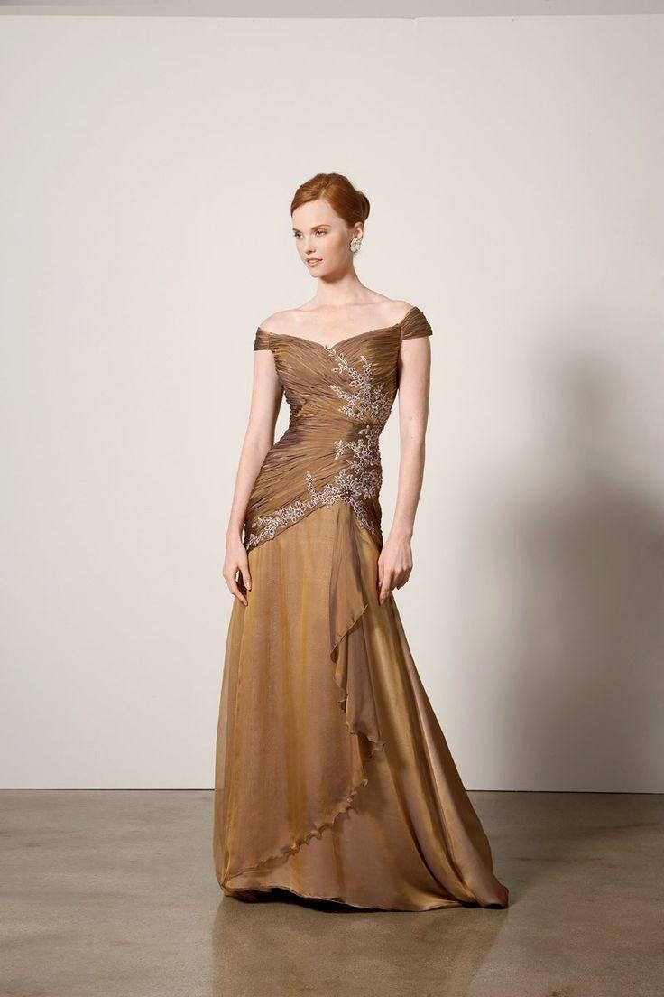 44 best Mother of the Bride Dresses images on Pinterest | Bride ...