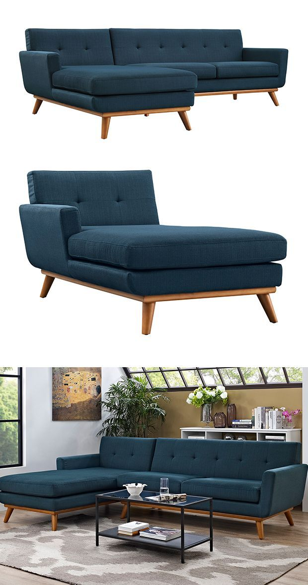 Living room inspiration: Fall in love with this mid-century living room that will elevate your mid-century modern design
