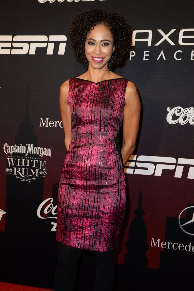 sage steele pink - Google Search