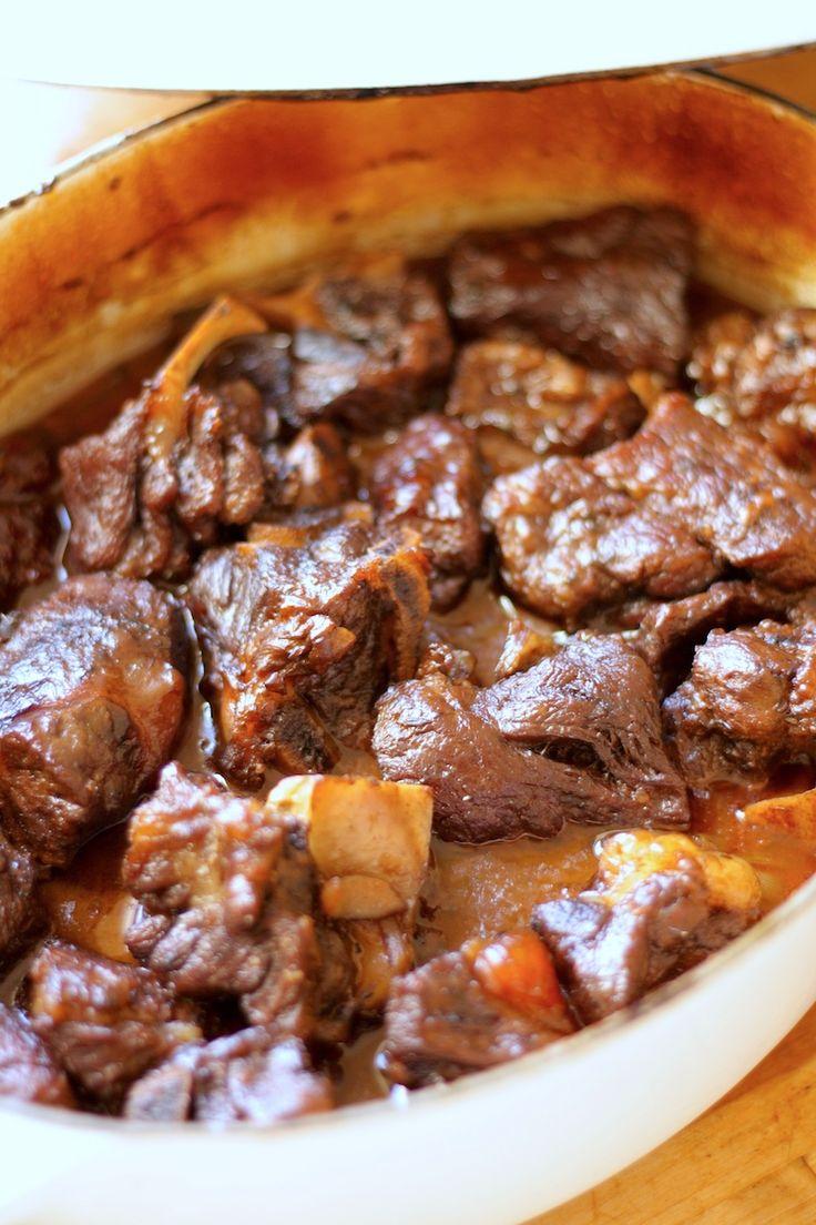 Braised Beef Neck Bones Recipe