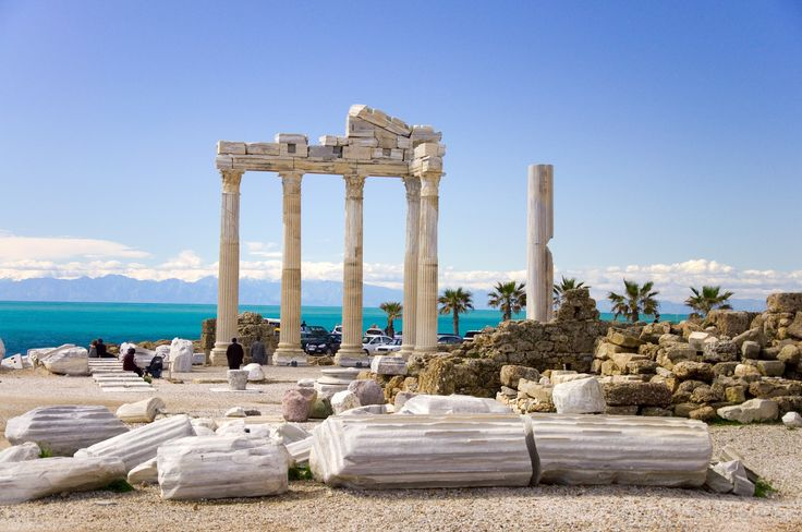 Turkey -  a hotspot for all travellers with rich history, sunny weather and crystal clear sea.