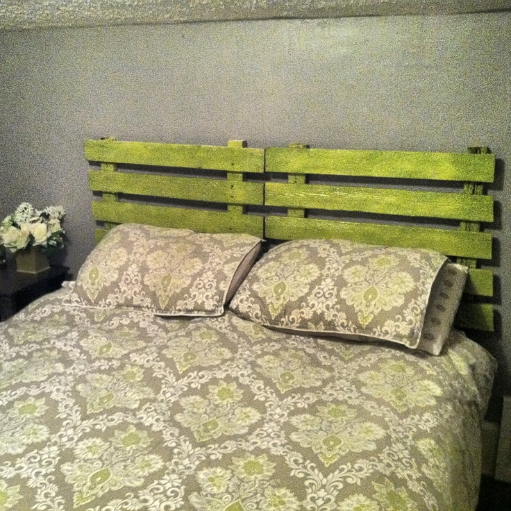 Cheap Picket Fence Headboard Pieces Of Bought At An Antique Store And With Bed Frame