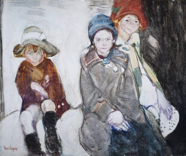 refugee-children-francis-hodgkins.jpg (916×768)
