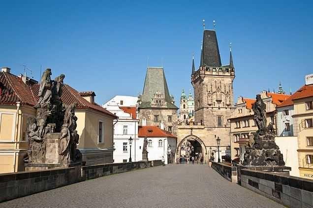 Mala Strana, Prague tourist attractions
