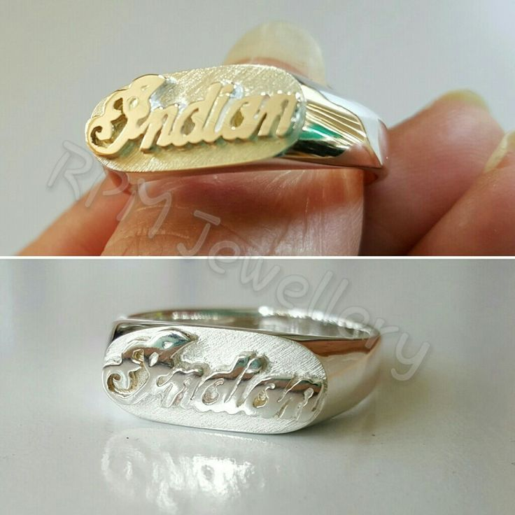 Indian Motorcycle Ring. Solid silver or gold by Karen Ryder. RPM Jewellery Australia.  Www.rpmjewellery.com.au