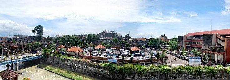 Situs Resmi PD. Pasar Kota Denpasar