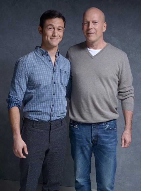 Looper, Joe Gordon-Levitt, Bruce Willis