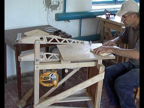 самодельный лобзиковый станок с регулятором хода пилки || видео онлайн на DomaVideo.Ru (ДомаВидео.Ру)