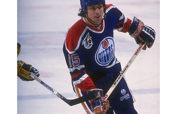 Petr Klima.  My all time favourite player not wearing 99.