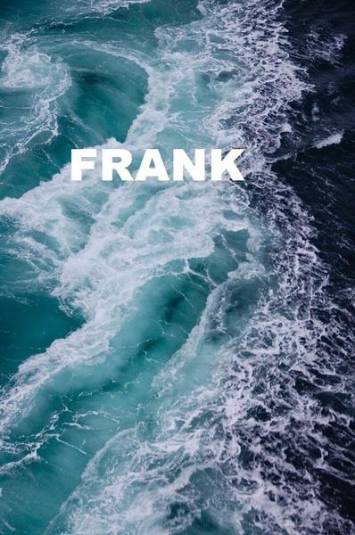 frank ocean                                                       …