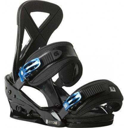 Burton Custom Re:Flex Bindings - Black