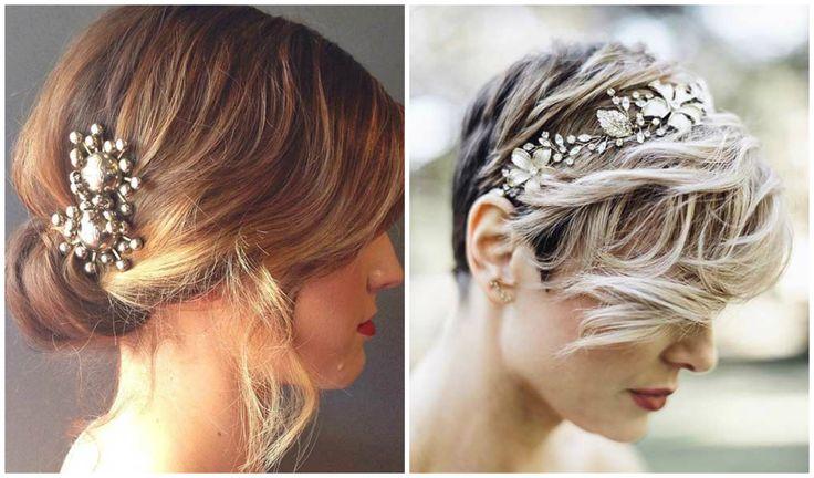 Tips på bröllopsfrisyrer för kort hår