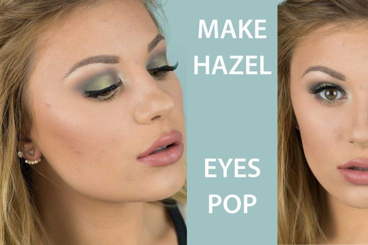Makeup For Hazel Green Eyes And Blonde Hair  Makeupview.co