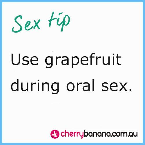It's really grape.