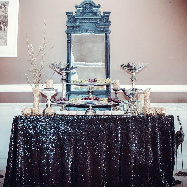 Ретро-свадьба в стиле Гэтсби | Студия флористики и декора Flowеrsoul. Авторские букеты. Цветочные оформления. Свадебная флористика.