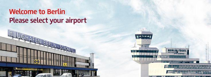 Welcome to Berlin Brandenburg Airport