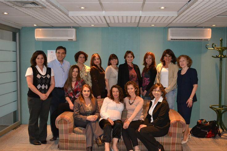 Grupo de alumnos octubre 2011