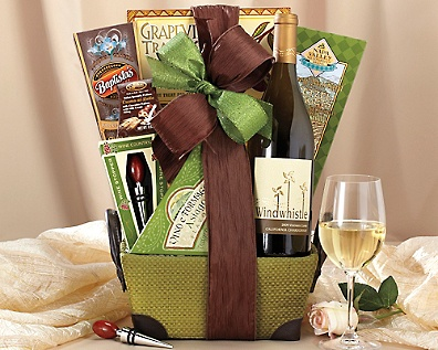 Windwhistle Vintners Cuvee Chardonnay at Wine Country Gift Baskets