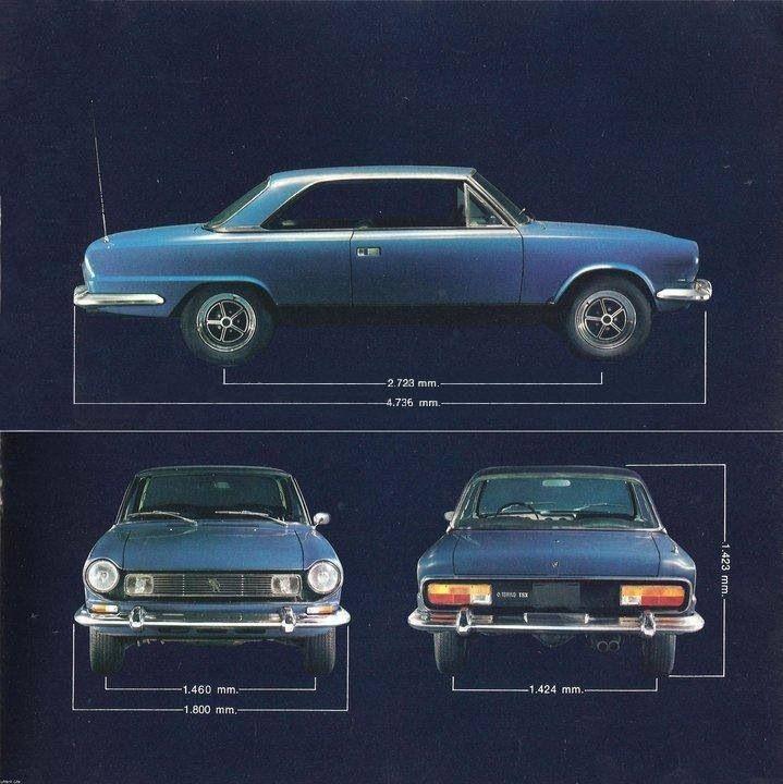 Las medidas de una Dama. Torino TSX - The Argentine Muscle Car